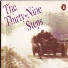 Libros de segunda mano: THE THIRTY-NINE STEPS. JOHN BUCHAN. Lote 176676448