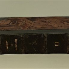 Libros de segunda mano: LE MACHIAVÉLISME III APRÈS MACHIAVEL. CH. BENOIST. LIBR. PLON. PARÍS. 1936.. Lote 176752302