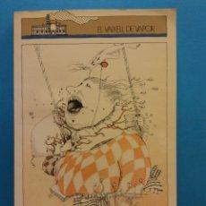 Livres d'occasion: ELS NANS DE MÀNTUA. GIANNI RODARI. EL VAIXELL DE VAPOR. EDITORIAL CRUÏLLA / EDICIONES SM. Lote 176803074