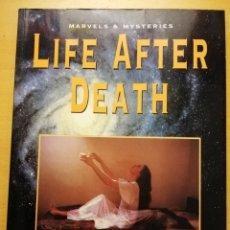 Libros de segunda mano: LIFE AFTER DEATH (MARVELS & MYSTERIES). Lote 176832823