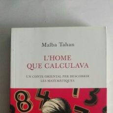 Libros de segunda mano: L'HOME QUE CALCULAVA. Lote 176869694