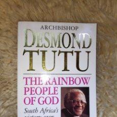 Libros de segunda mano: DESMOND RUTU - THE RAINBOW PEOPLE OF GOD - ENGLISH - EN INGLÉS. Lote 177553605