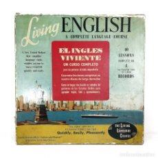 Libros de segunda mano: CURSO COMPLETO DE INGLÉS. Lote 178261197