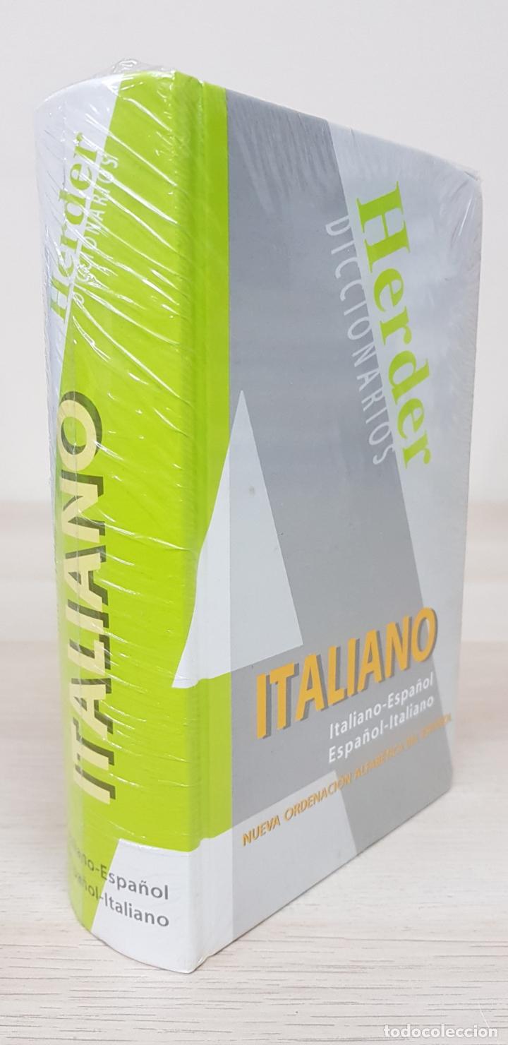 DICCIONARIO ITALIANO - ESPAÑOL, ESPAÑOL - ITALIANO (PRECINTADO) - CESÁREO CALVO RIGUAL / ANA GIORDAN (Libros de Segunda Mano - Otros Idiomas)