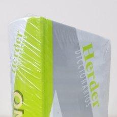 Libros de segunda mano: DICCIONARIO ITALIANO - ESPAÑOL, ESPAÑOL - ITALIANO (PRECINTADO) - CESÁREO CALVO RIGUAL / ANA GIORDAN. Lote 178706945