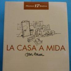 Libros de segunda mano: LA CASA A MIDA. JAN BACA. EDICIONS LA CAMPANA. Lote 179160678