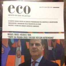 Libros de segunda mano: ECO. REVISTA DO EIXO ATLÁNTICO. NÚMERO 333. 2019. Lote 180040772