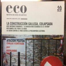 Libros de segunda mano: ECO. REVISTA DO EIXO ATLÁNTICO. NÚMERO 245. 2011. Lote 180040838