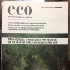 Libros de segunda mano: ECO. REVISTA DO EIXO ATLÁNTICO. NÚMERO 337. 2019. Lote 180041210