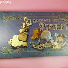 Libros de segunda mano: LIBRO-CUENTO-TRAVELINE WITH YOUR OCTOPUS-BRIAN KESINGER-VER FOTOS +DESCRIPCIÓN. Lote 180044253