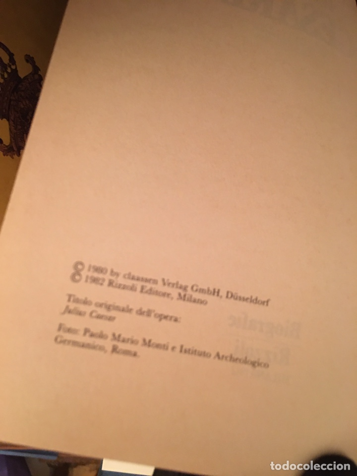 Libros de segunda mano: Dos biografías en italiano - Foto 3 - 180107721
