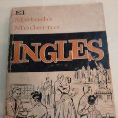 Libros de segunda mano: METODO MODERNO DE INGLÉS USA 1958 CONVERSE PONE INSTITUTE. Lote 180315532
