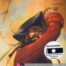 Libros de segunda mano: BLACKBEARD - RETOLD BY JOHN ESCOTT - OXFORD . Lote 180342676