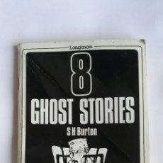 Libros de segunda mano: GHOST STORIES LONGMAN 8. Lote 180449300