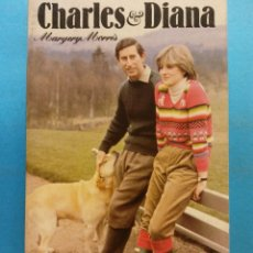 Libros de segunda mano: CHARLES & DIANA. MARGERY MORRIS. COLLINS ENGLISH LIBRARY. Lote 180464697