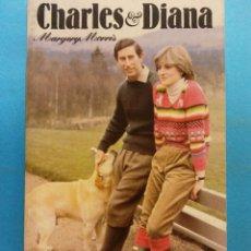 Libros de segunda mano: CHARLES & DIANA. MARGERY MORRIS. COLLINS ENGLISH LIBRARY. Lote 180464765