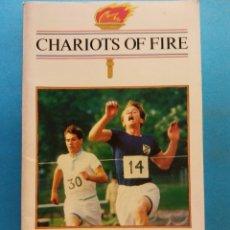 Libros de segunda mano: CHARIOTS OF FIRE. W.J.WEATHERBY. COLLINS ENGLISH LIBRARY. Lote 180465046