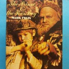 Libros de segunda mano: THE PRINCE & THE POOR BOY. MARK TWAIN. COLLINS ENGLISH LIBRARY. Lote 180465981