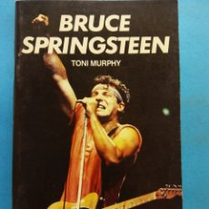 Libros de segunda mano: BRUCE SPRINGSTEEN. TONI MURPHY. COLLINS ENGLISH LIBRARY. Lote 180466126