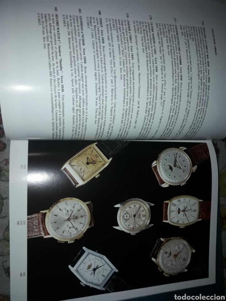 Libros de segunda mano: Cofre de 2 catálogos relojes. Guy Loudmer/Christian de Quay. Raro. Ver detalles - Foto 4 - 181506700