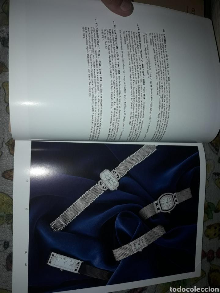 Libros de segunda mano: Cofre de 2 catálogos relojes. Guy Loudmer/Christian de Quay. Raro. Ver detalles - Foto 6 - 181506700