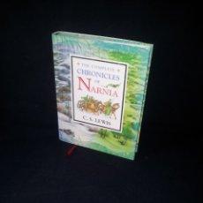 Libros de segunda mano: C.S.LEWIS - THE CHRONICLES OF NARNIA - COLLINS 1998 - IDIOMA INGLES. Lote 181980372