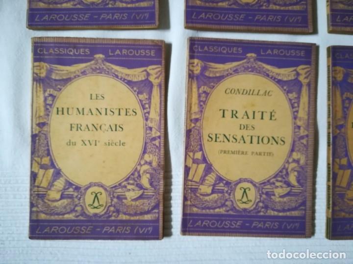 Libros de segunda mano: lote 15 libros Classiques Larousse (en francés) años 50 - Foto 5 - 182462265