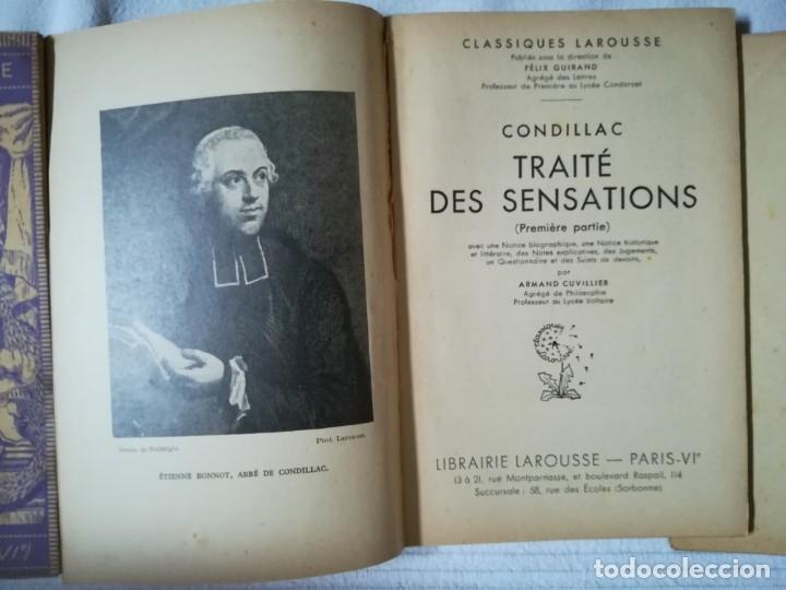 Libros de segunda mano: lote 15 libros Classiques Larousse (en francés) años 50 - Foto 8 - 182462265