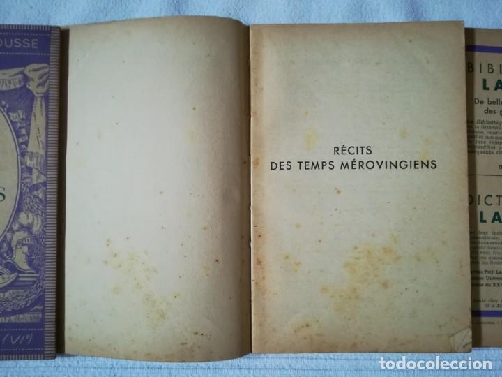 Libros de segunda mano: lote 15 libros Classiques Larousse (en francés) años 50 - Foto 9 - 182462265