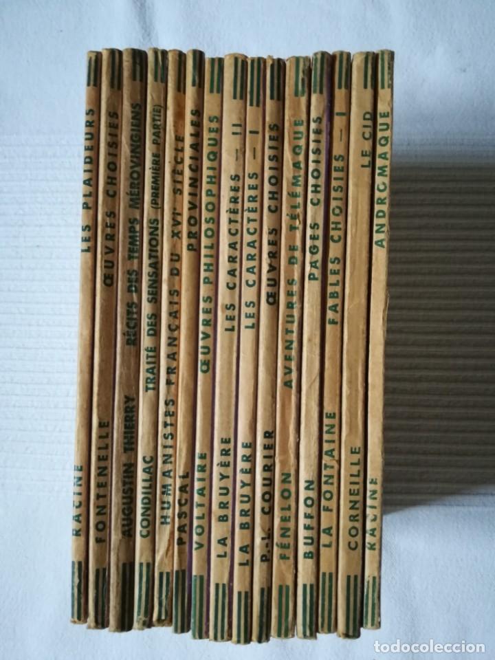 Libros de segunda mano: lote 15 libros Classiques Larousse (en francés) años 50 - Foto 12 - 182462265