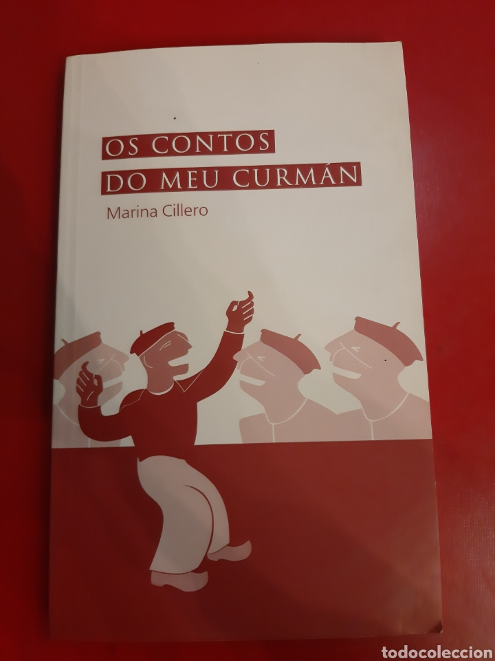 OS CONTOS DO MEU CURMAN MARINA CILLERO 2005 (Libros de Segunda Mano - Otros Idiomas)