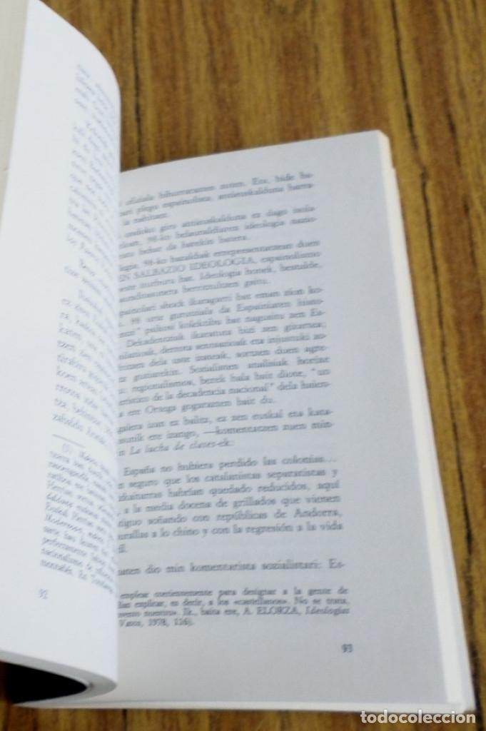 Libros de segunda mano: PSOE eta euskal abertzaletasuna 1894 - 1934 // Joxe Azurmendi - Foto 4 - 182644813