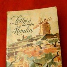 Libros de segunda mano: LETTRES DE MON MOULIN (1964) ALPHONSE DAUDET (EN FRANÇAIS) - TEXTE INTEGRAL -ED. LE LIVRE DE POCHE. Lote 182720687