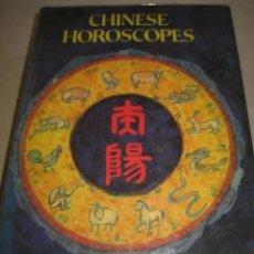 Libros de segunda mano: LOS HOROSCOPOS CHINOS (LOS 12 SIGNOS Y LO QUE SIGNIFICAN) - LIBROS MEDIA LUNA (NUEVA YORK. Lote 182737995