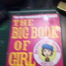 Libros de segunda mano: THE BIG BOOK OF GIRL STUFF. EN INGLES. Lote 183068068