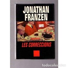 Libros de segunda mano: JONATHAN FRANZEN LES CORRRECCIONS. Lote 183277018