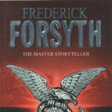 Libros de segunda mano: AVENGER. FREDERICK FORSYTH. Lote 183298257