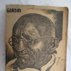 Libros de segunda mano: GANDHI - LE GUIDE DE LA SANTÉ - ÉDITIONS FOURNIER-VALDÈS - 1949 - EJEMPLAR DE UNA TIRADA DE 20.. Lote 183515137