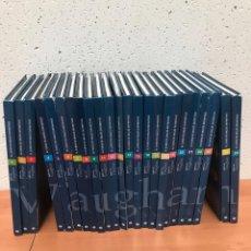 Libros de segunda mano: INGLÉS EL CURSO DEFINITIVO. VAUGHAN. 20 TOMOS. Lote 183933075