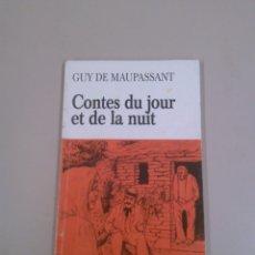 Libros de segunda mano: CONTES DU JOUR ET DE LA NUIT. Lote 183964342