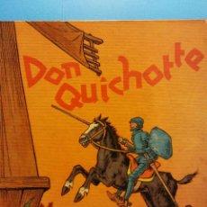 Libros de segunda mano: DON QUICHOTTE. JAN WIEGMAN. MULDER & ZOON N.V. AMSTERDAM. Lote 183975397