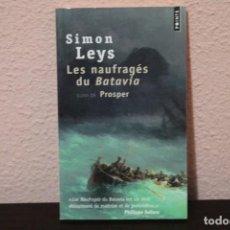Libros de segunda mano: LES NAUFRAGÉS DU BATAVIA. Lote 184141518