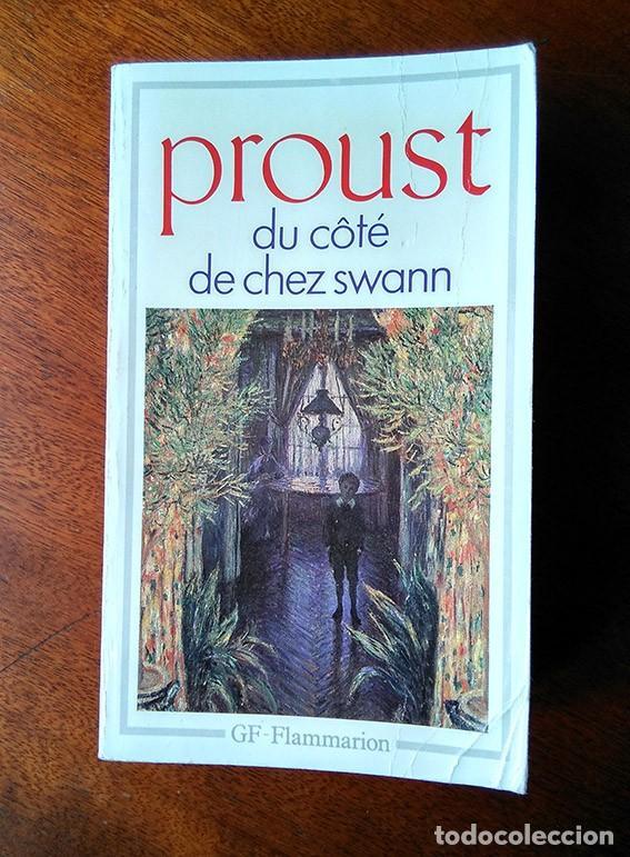 MARCEL PROUST. DU CÔTÉ DE CHEZ SWANN. GF-FLAMMARION, 1987 (Libros de Segunda Mano - Otros Idiomas)