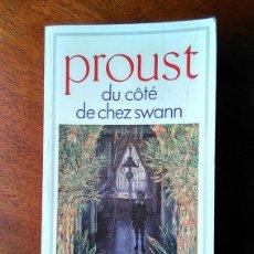 Libros de segunda mano: MARCEL PROUST. DU CÔTÉ DE CHEZ SWANN. GF-FLAMMARION, 1987. Lote 184295226