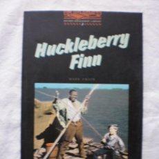 Libros de segunda mano: HUCKLEBERRY FINN Nº 2. LIBRO EN INGLES. Lote 186146468