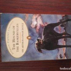 Libros de segunda mano: THE HOUND OF THE BASKERVILLES. Lote 186277116
