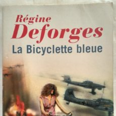 Libros de segunda mano: REGINE DEFORGES. LA BICYCLETTE BLEUE. Lote 187432768