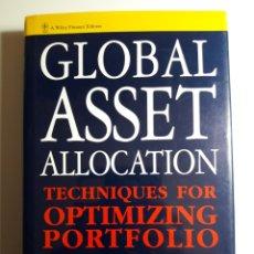 Libros de segunda mano: GLOBAL ASSET ALLOCATION. Lote 187531261