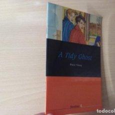 Libros de segunda mano: A TIDY GHOST - PETER VINEY. Lote 189625451
