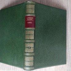 Libros de segunda mano: SAPHO - MOEURS PARISIENNES ** ALPHNSE DAUDET. Lote 190331595